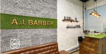 3D tour Barbershop A. J. Barber