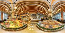 виртуальный тур по магазину фруктов и овощей Farm Fresh на Белом Рынке