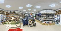 Виртуальный 3D тур по магазину Геленджик