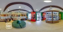 виртуальный тур по магазину музыкальных инструментов